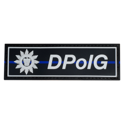 "3D Rubberpatch DPolG ""Thin..."